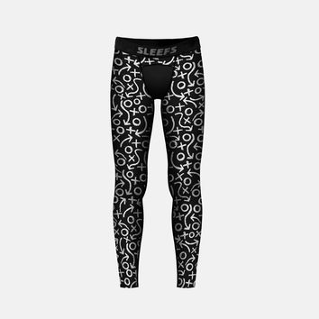 Playbook Black Tights for Kids