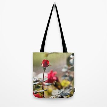 I Don'T Want To Miss A Thing Tote Bag by Theresa Campbell D'August Art