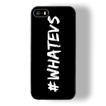 #Whatevs iPhone 5/5S Case
