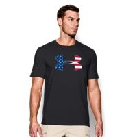 Under Armour Men's UA Big Flag Logo T-Shirt