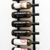 VintageView WS31 - 9 Bottle Wine Rack | Vintage View 3 Foot Wall Series