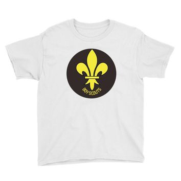 boy scout best Youth Tee