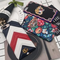 Gucci  phone case shell  for iphone 6/6s,iphone 6p/iphone 6sp,iphone 7/8,iphone 7p/8plus