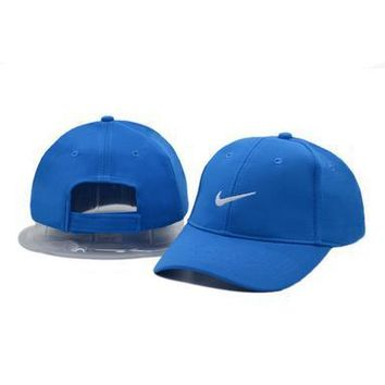 Nike Women Men Embroidery Baseball Cap Hat Sport Sunhat Cap-2