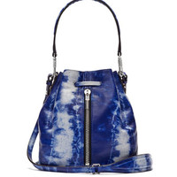 Elizabeth and James Cynnie Mini Bucket Bag, Tie Dye