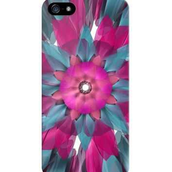 Bloom, smartphonecase (iPhone) by Obvious Warrior @triaaangles.fr shop