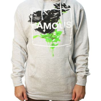 Famous Stars & Straps Men's Life And Death Pullover Hoodie