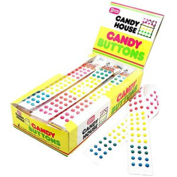 Necco Retro Candy Buttons