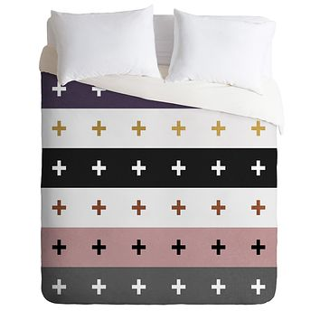 Elisabeth Fredriksson Positive Combination Duvet Cover