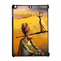Salvador Dali Woman With Flower Head Vogue iPad Air Case
