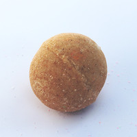 Sweet Almond Scented Bath Bomb Fizzy