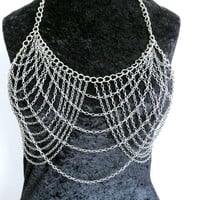 Unique Design Layered Bra Body Chains