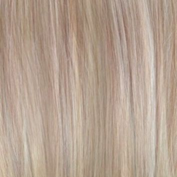 "Latte Blonde - Luxurious 24"" Clip In Human Hair Extensions 280g from foxylocksextensions.com"
