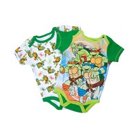 Infant Teenage Mutant Ninja Turtles 2pk Sleepers
