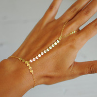 Gift Awesome New Arrival Shiny Great Deal Stylish Accessory Hot Sale Simple Design Fashion Bracelet [10920823439]