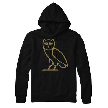 Drake Owl Hip Hop Drizzy Pull Over Hoodie