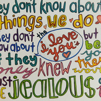 They Don't Know About Us Lyrics