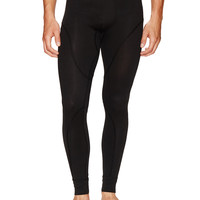 Calvin Klein Underwear Men's Air Micro Long John - Black -
