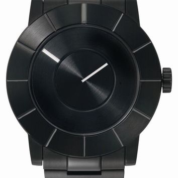 Iseey Miyake TO Automatic Watch - IP Black Stainless Steel