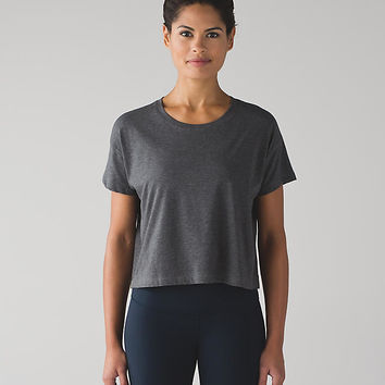 Cates Crop Tee | Women's Short Sleeves | lululemon athletica
