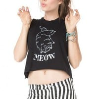 Brandy ♥ Melville |  Sadie Meow Tank - Just In