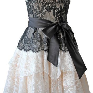 Faironly S1950 Women's Short Homecoming Dress