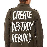 CDR Surplus Jacket