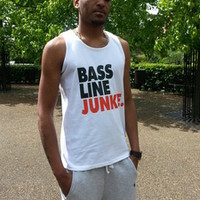 Lo Key — Bass Line Junkie Tank Tops