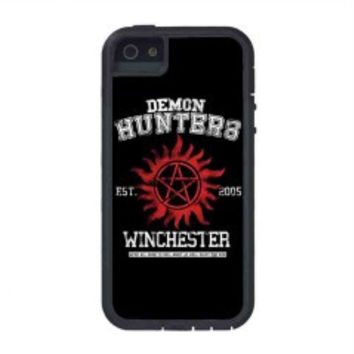 supernatural demon hunters for iphone 5s case