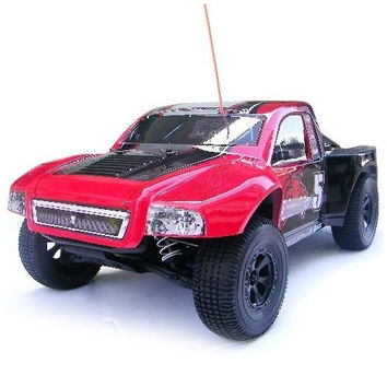 Aftershock 3.5 Desert Truck 1/8 Scale Nitro (With 2.4GHz Remote Control)