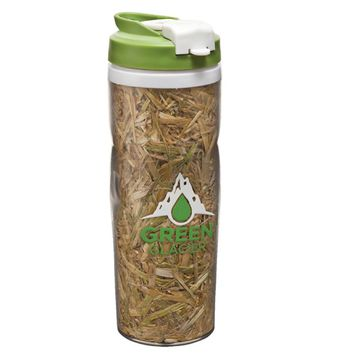 Reliance Green Glacier Insulated Water Bottle 24 Ounces