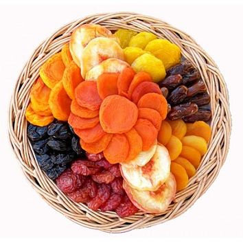 Gift Basket Dried Fruits & Nuts