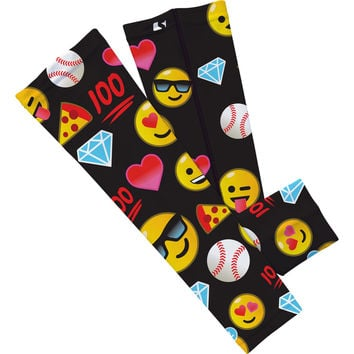 Emoji Icons Arm Sleeve