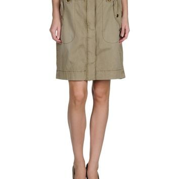 Burberry Brit Knee Length Skirt
