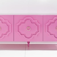 www.roomservicestore.com - Marrakesh Credenza in Gloss Pink