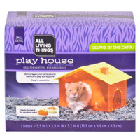 All Living Things® Play House Small Pet Toy | Toys & Habitat Accessories | PetSmart