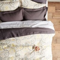 Peacock Alley Catalina Duvet by Peacock Alley in Neutral