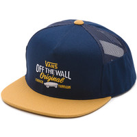 Vans Choice Threads Snapback Hat - Navy