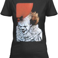 PENNYWISE THE CLOWN T SHIRT