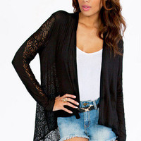 Crochet Your Way in Cardigan $28