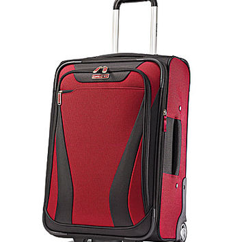 "Samsonite Aspire GR8 21"" Carry-On Upright - Crimson Red"