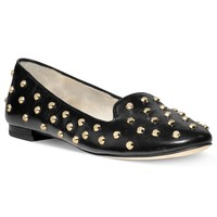 MICHAEL Michael Kors Shoes, Ailee Smoking Flats - Michael Kors Flats - Shoes - Macy's