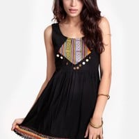 Rising Dawn Embellished Dress By MINKPINK
