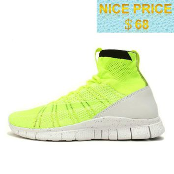 Discount 2018 Nike Free Flyknit Mercurial Superfly SP Volt shoes