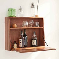Gunnar Wall Bar Storage