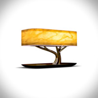 The Luxury Touch Tree Bluetooth Speaker Lamp