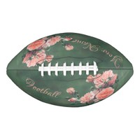 Beautiful pink roses. Add your text. Football