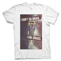 I Am Drugs T-Shirt - RaveReady T-Shirts