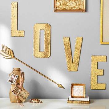 Love Sequin Letters