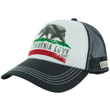 Billabong - Pitstop Trucker Hat | Charcoal